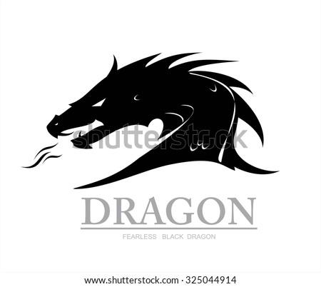 dragon  black dragon dragon