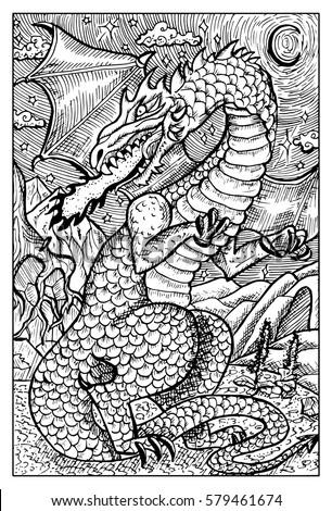 dragon fantasy creatures