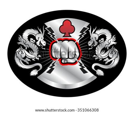 dragon fist ace thunder