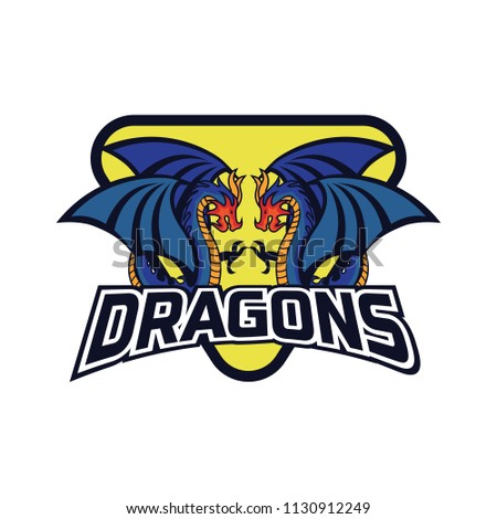 dragon logo for your business