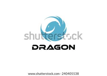 dragon stylized