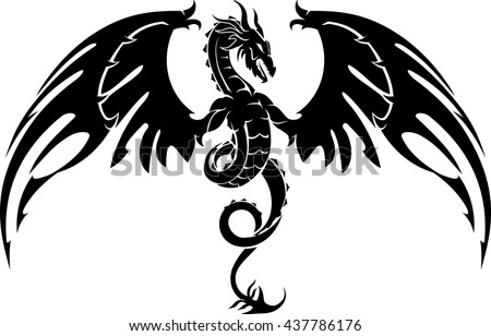 dragon wing crest