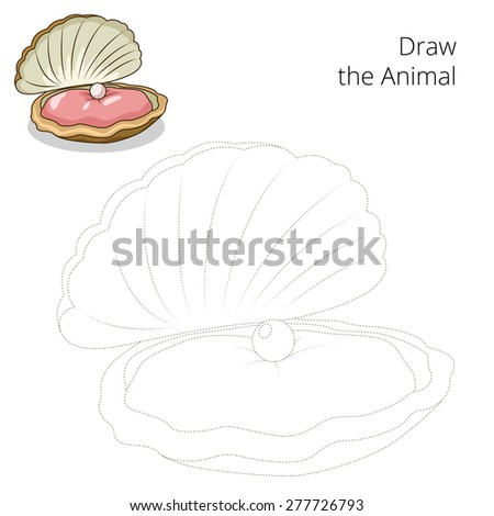 eastern oyster drawing - photo #36