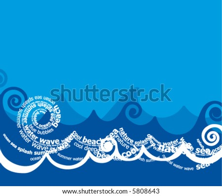 Sea drawing images images for Another word for ocean floor