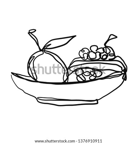 drawing one continuous line of