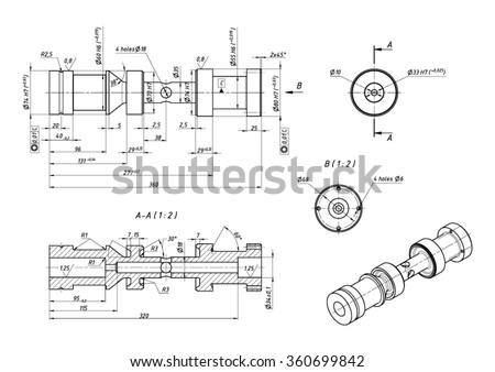 sheet metal drawings for practice pdf