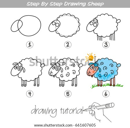 drawing tutorial step by step