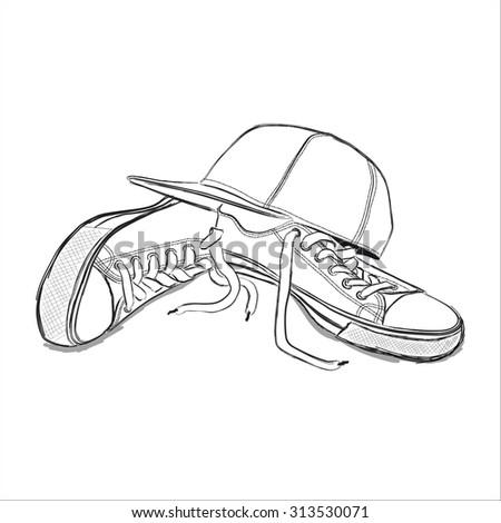 drawing vector illustration