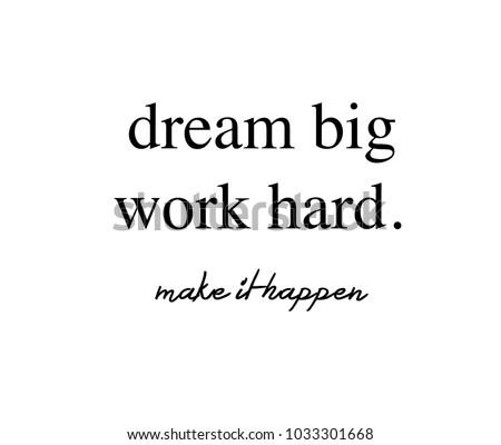 Dream Big Quotes Impressive Dream Big Quote Background Download Free Vector Art Stock