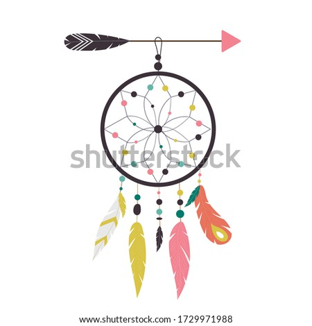 dream catcher with different