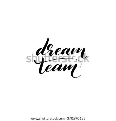 dream team phrase dream team