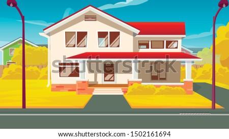 dream villa or luxury