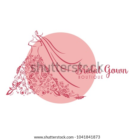 dress boutique bridal floral