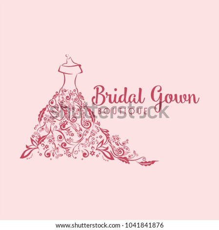 dress boutique bridal floral