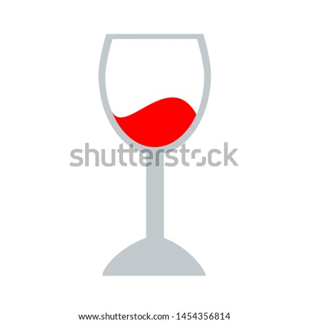 drink icon. flat illustration of drink. vector icon. drink sign symbol