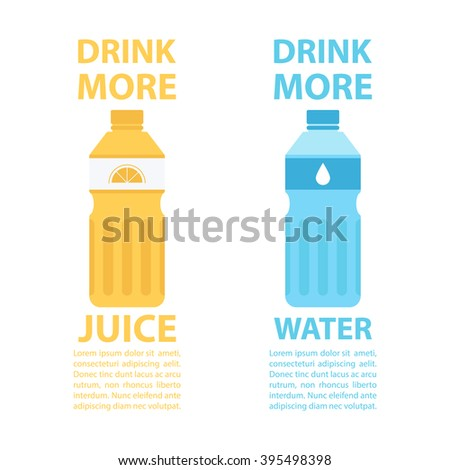 drink more juice drink more