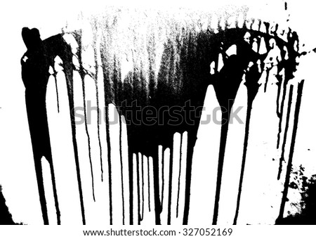 drips texture  paint drops