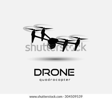 Shutterstock drone quadrocopter