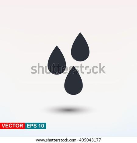 drop icon  drop icon eps  drop