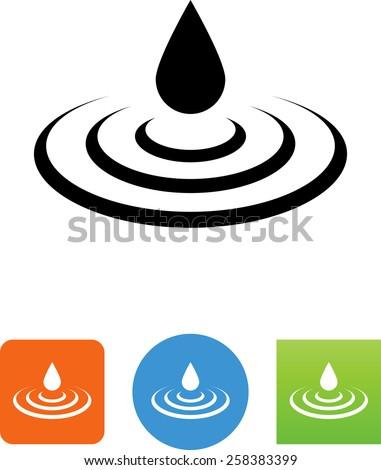 drop of water symbol