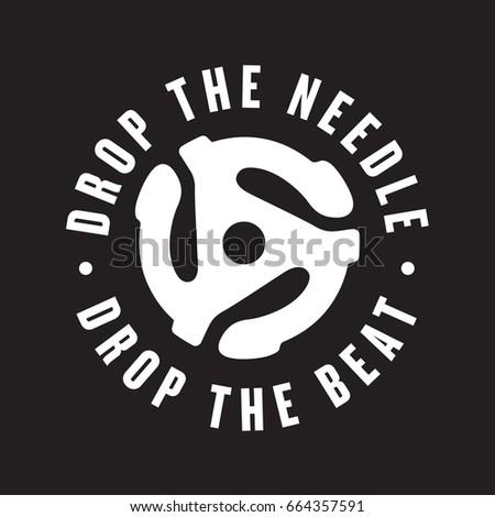 drop the needle  drop the beat