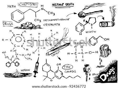 drugs symbols