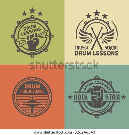drum school or academy  drum...