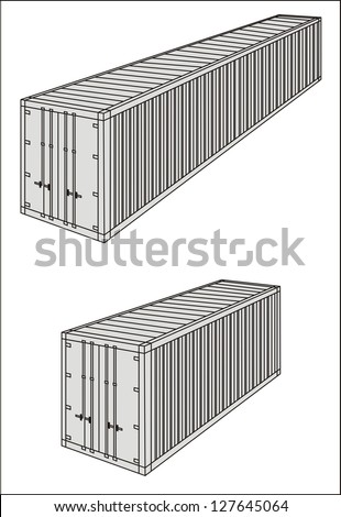 dry standard containerized