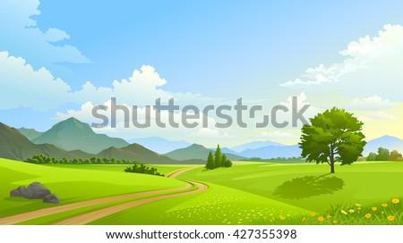 dual lane path across vast and