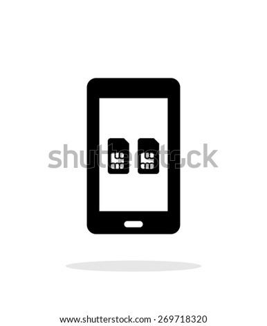dual sim mobile phone simple