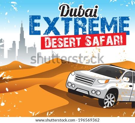 dubai extreme desert safari
