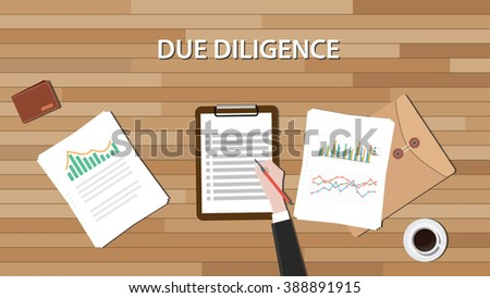 due diligence business review