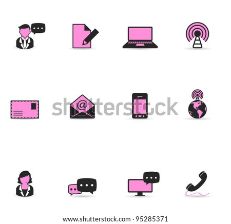 Duotone Icons - Communication