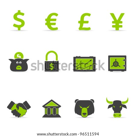 Duotone Icons - Finance