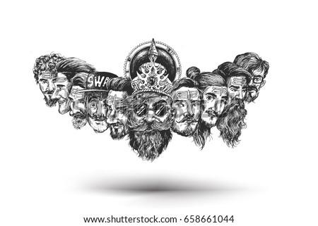 dussehra celebration   ravana
