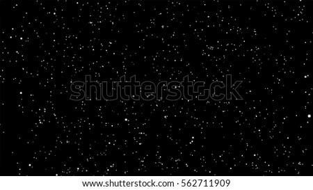 dust milky way stars night