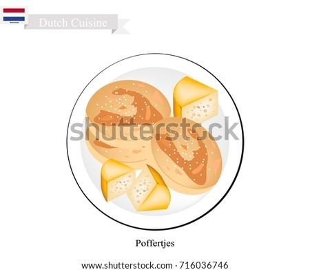 dutch cuisine  poffertjes or