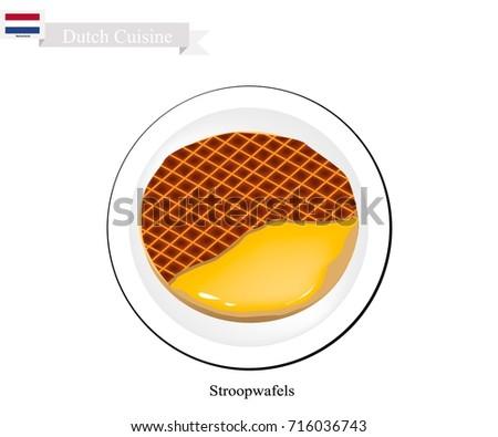 dutch cuisine  stroopwafels or