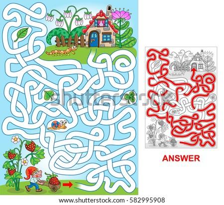 dwarf house help dwarf to find