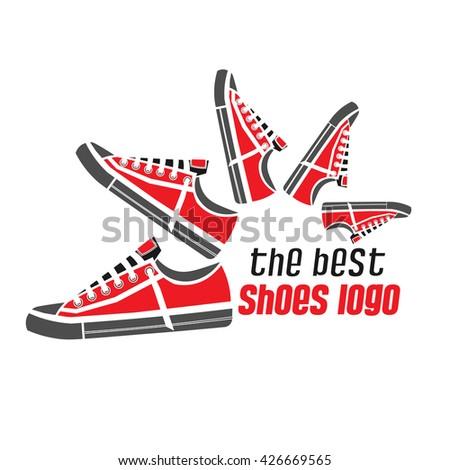 dynamic sports shoes logo