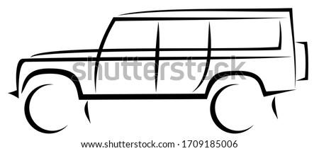 dynamic vector illustration of
