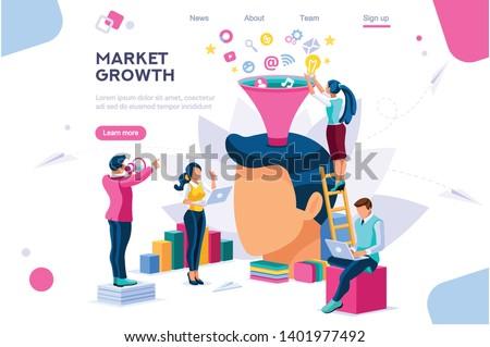 e business buyer  market