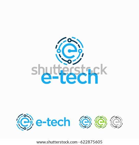 30 Technology Logo Design Ideas amp Inspiration  Tech Trainee