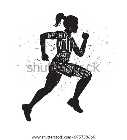 each mile makes you stronger