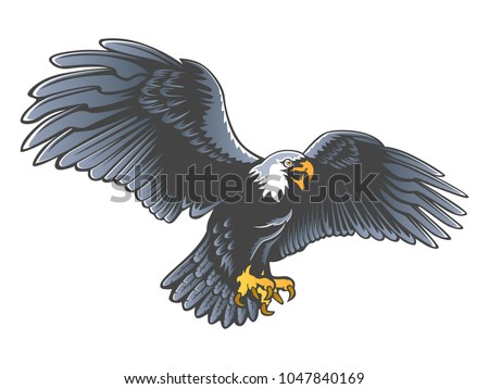 Polish Eagle Rounded Vector Badges Download Free Vector Art Stock
