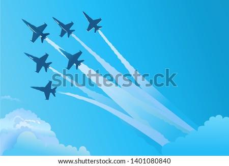 eagle fighter jet plane taking