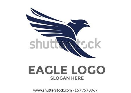 Eagle logo , Abstract Eagle logo design template, Eagle Logo Vector