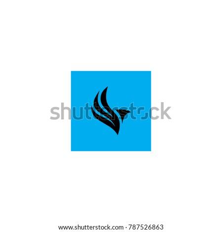eagle logo in a circle