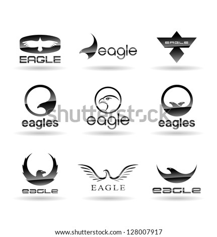 eagle silhouettes vol 6