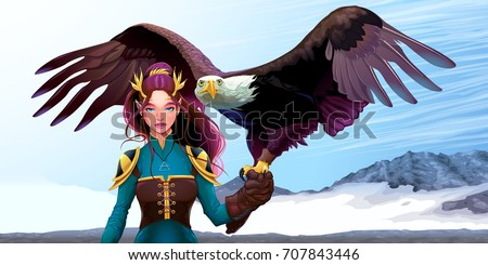eagle trainer elf on the